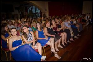 Público gala